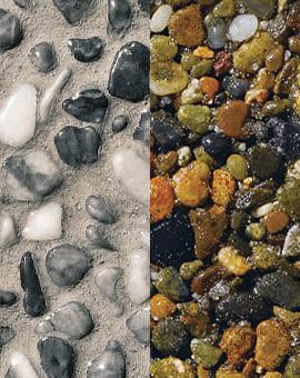 天然石景観材(舗装材)